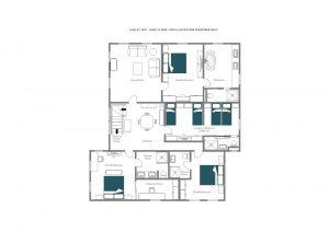 bedroom sleeping floors