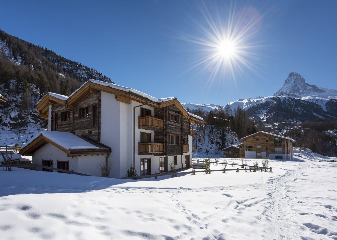 Chalet Shalimar Ski-in/ski-out