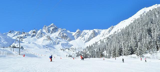 Luxury Ski resorts in France Skiing