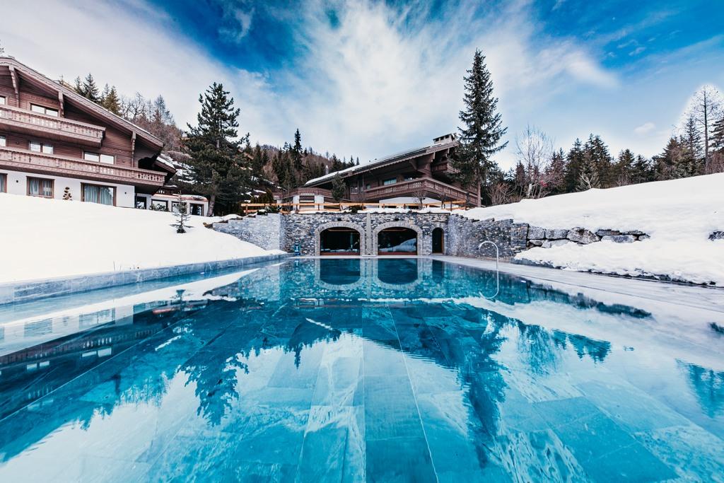 Ultima Crans-Montana-Pool