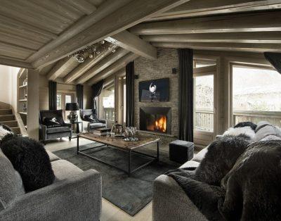 Ski chalet 1 | Black Pearl, Val D'Isere | 5 bedrooms