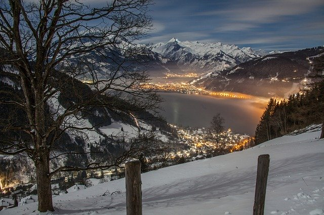 Luxury High end Ski resorts Austria