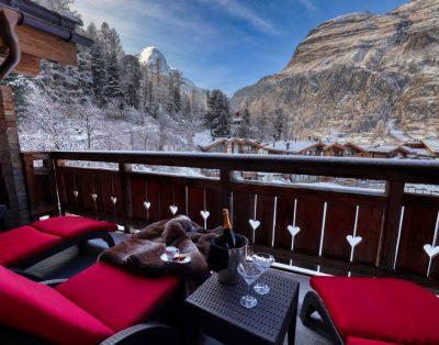 Ski chalet 9 | White Pearl, Zermatt | 5 bedroom
