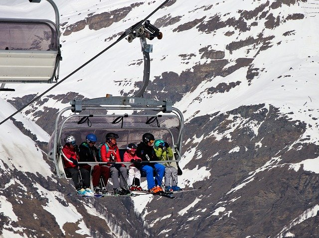 Swiss ski resorts for family with children
