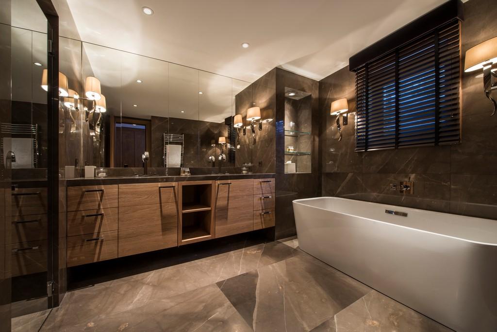 Bathroom Chalet Le Grenier