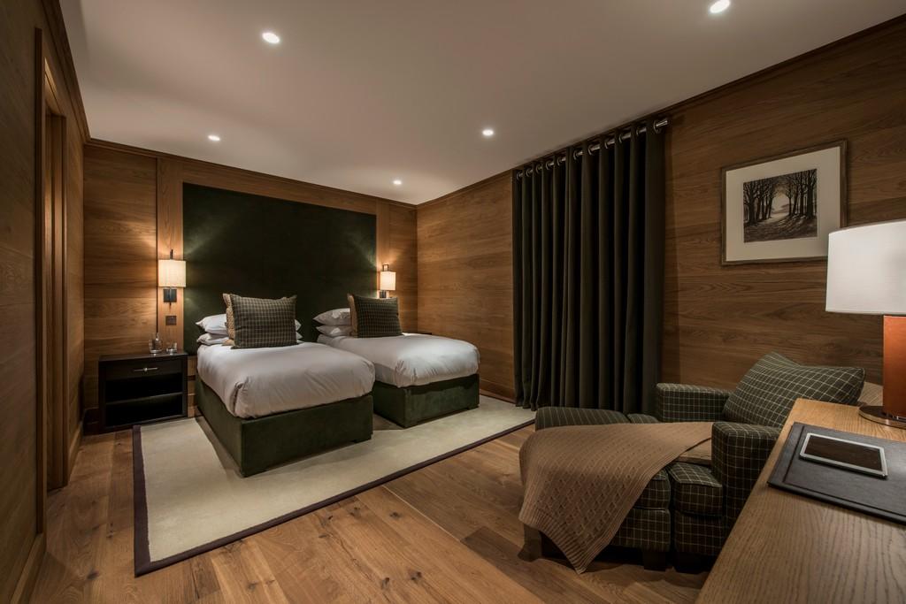 Chalet Le Grenier Bedrooms
