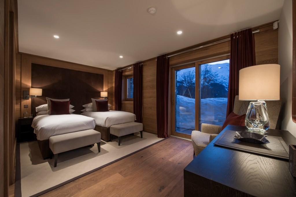 Double Twin En-suite bedroom