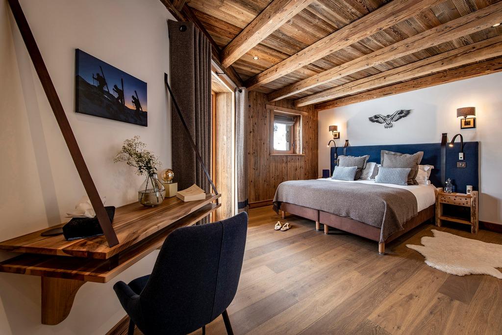 Bedroom five Machapuchare