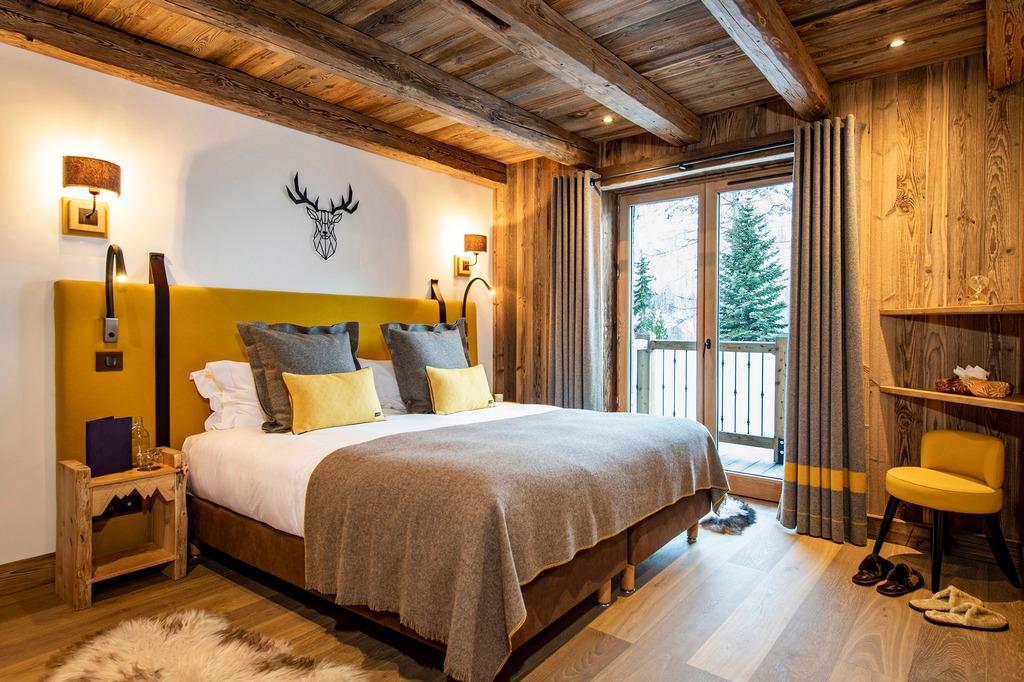 Bedroom six Machapuchare