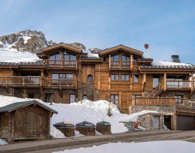 Ski Chalet 1 | Ambre, Tignes | 4 bedrooms