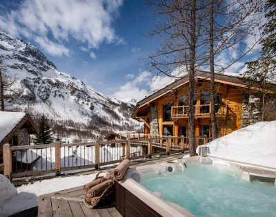 Ski chalet 5 | Machapuchare, Val d'Isere | 7 bedrooms