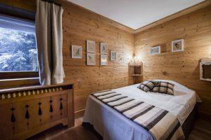Double bedroom chalet adalta Meribel