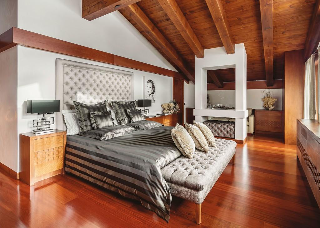 Master bedroom Suite LV 01