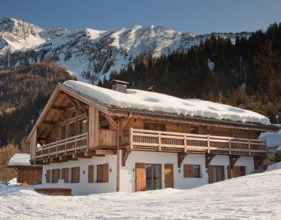 Ski-in/ski-out Chalet 2 | Norel, Chamonix | 5 bedrooms