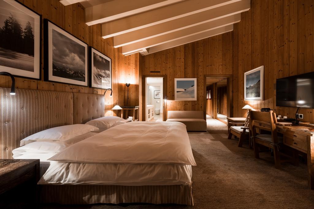Bedrooms double