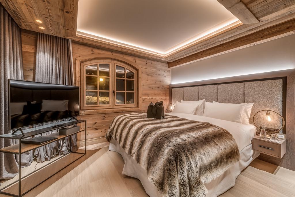 Chalet Le Namaste En-suite Master bedrooms