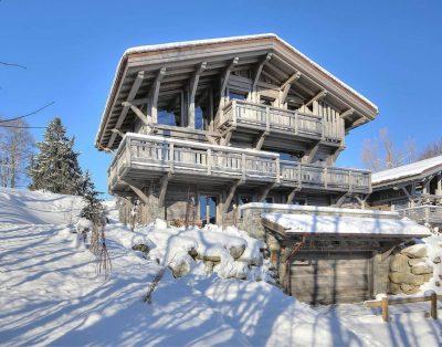 Ski chalet 2   Eagle, Megeve   5 bedrooms