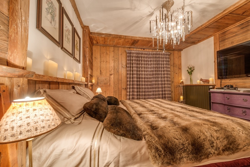 Bedroom3 Chalet Le Rocher