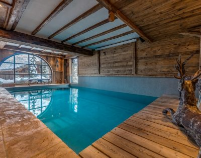 Catered Chalet 10 | Le Rocher, Val d'Isère | 7 bedrooms