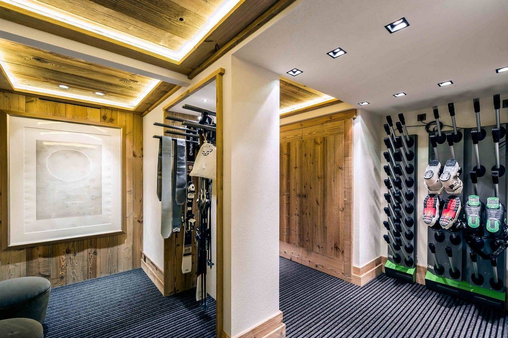 Ski and Boot rooms