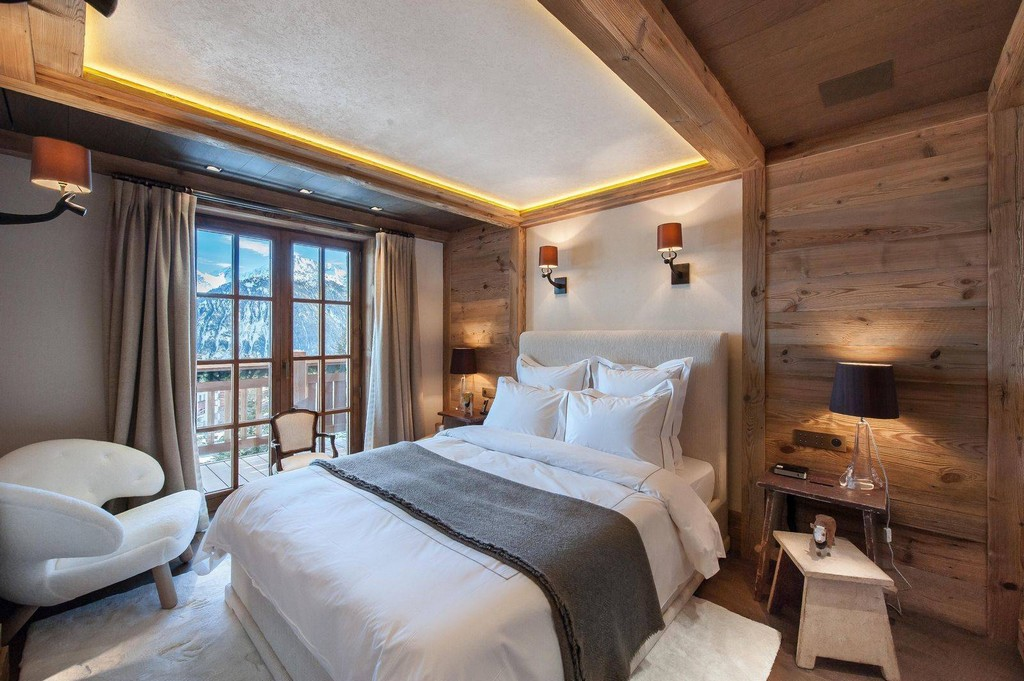 Chalet Cryst'Aile Bedroom 3