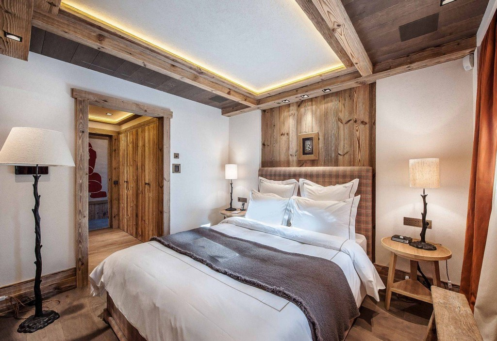 Bedroom 5 Chalet Cryst'Aile