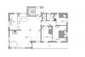 first floor level 1 plan