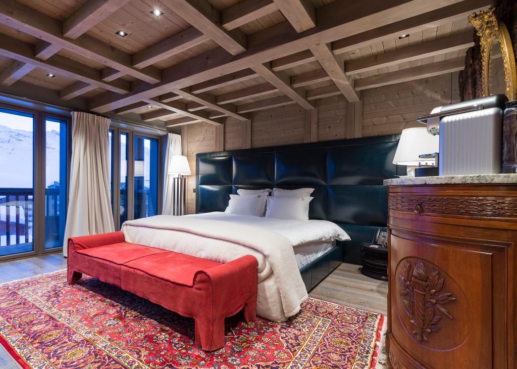 Ensuite bedroom3 Chalet La Datcha
