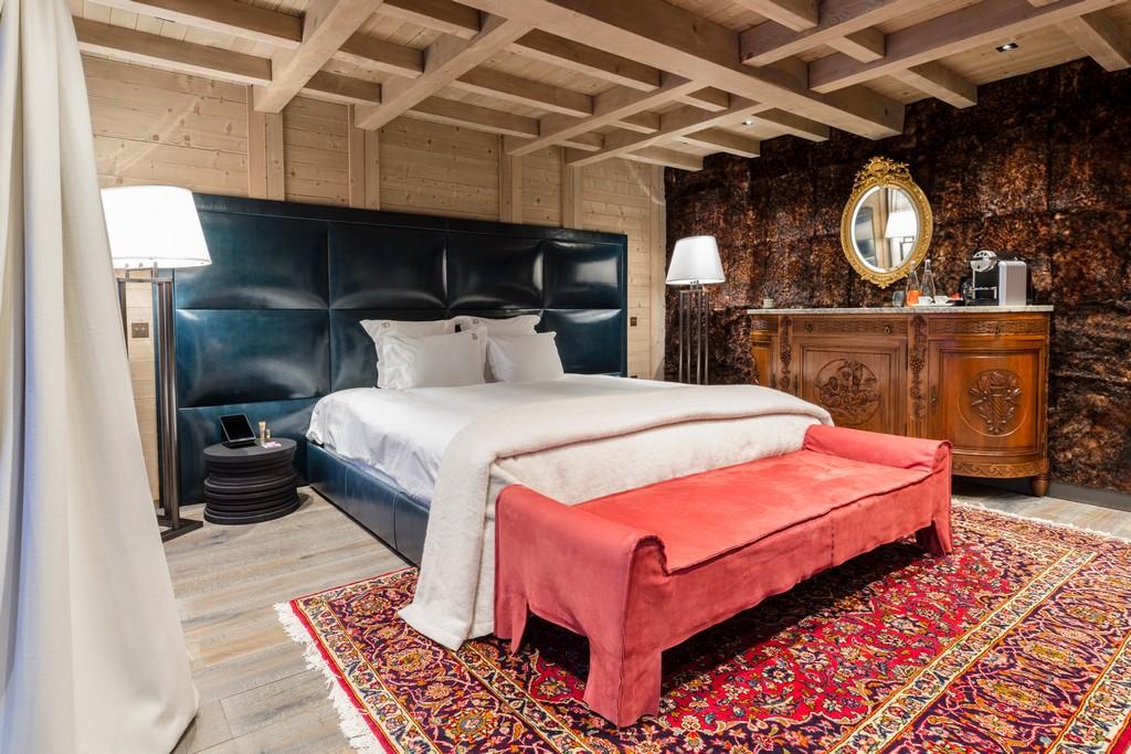 Ensuite bedroom1 Chalet La Datcha