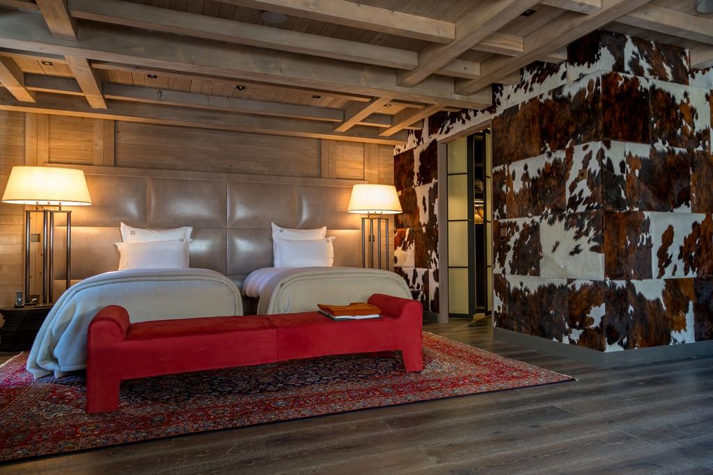 Ensuite bedroom2 Chalet La Datcha