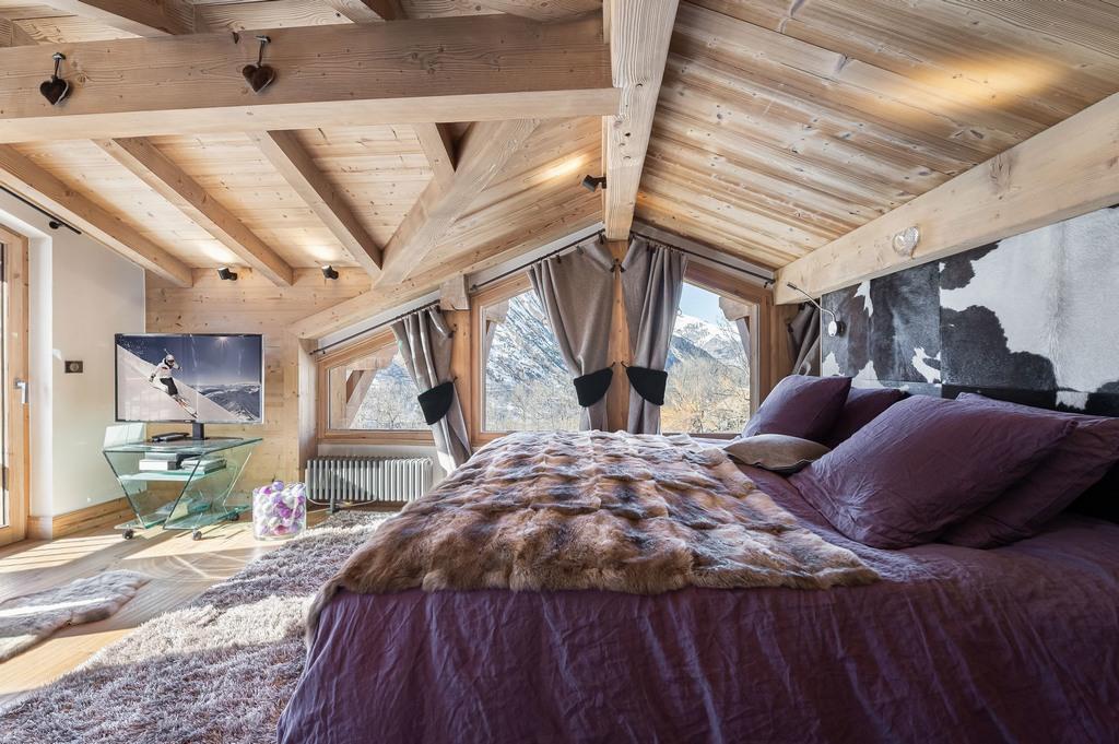 chalet markho-double bedroom3 en suite
