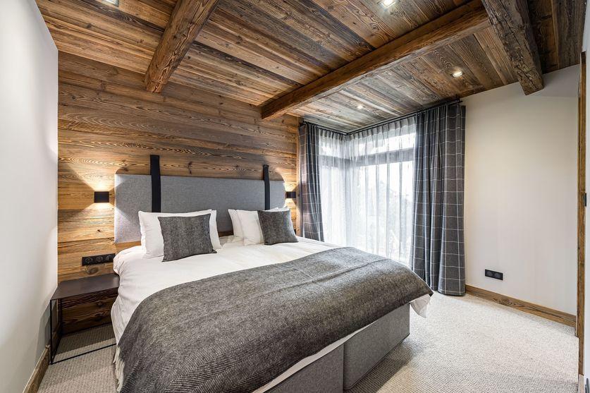 Chalet La Grange 1855 Bedroom1