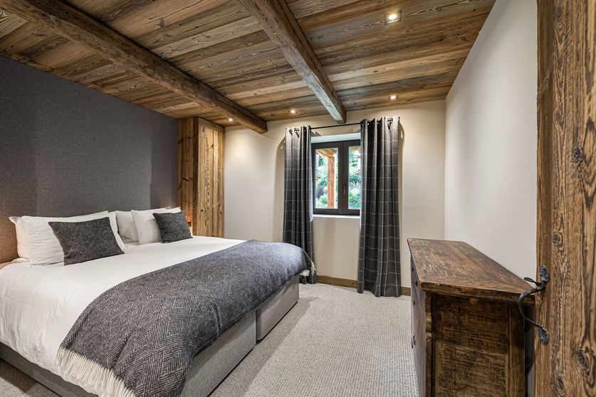 Chalet La Grange 1855 Bedroom3