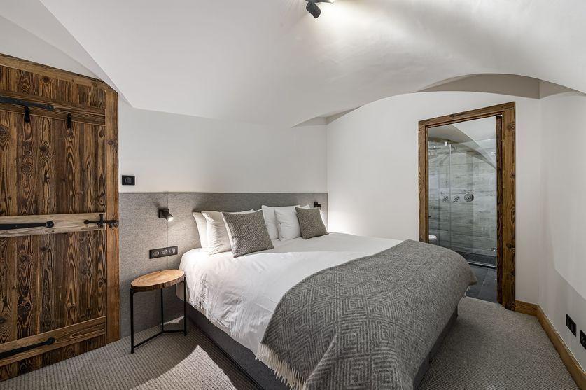 Chalet La Grange 1855 Bedroom5