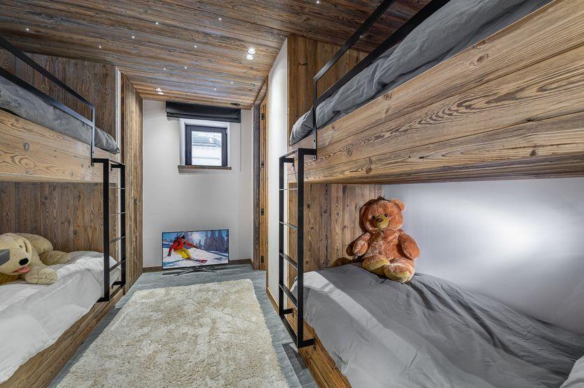 Kids Bedroom chalet la Grange de Martinel