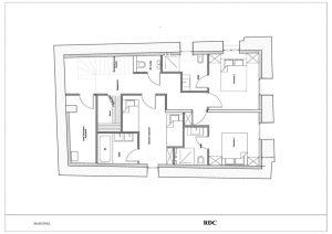 Groud floor chalet la Grange de Martinel