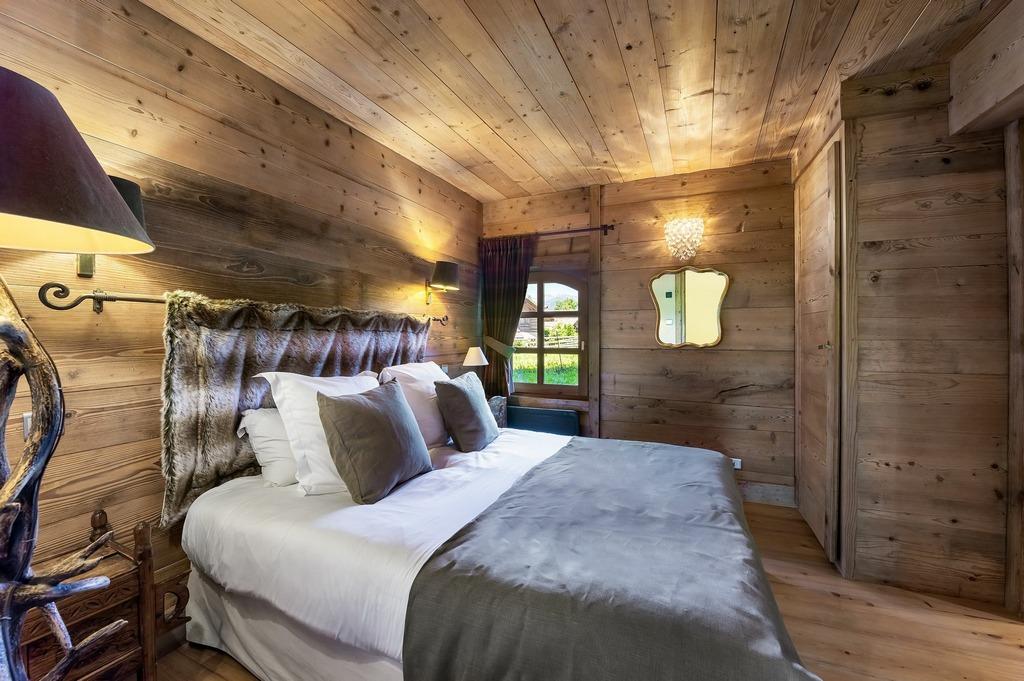 En suite bedrooms Chalet La Ferme de Fedy