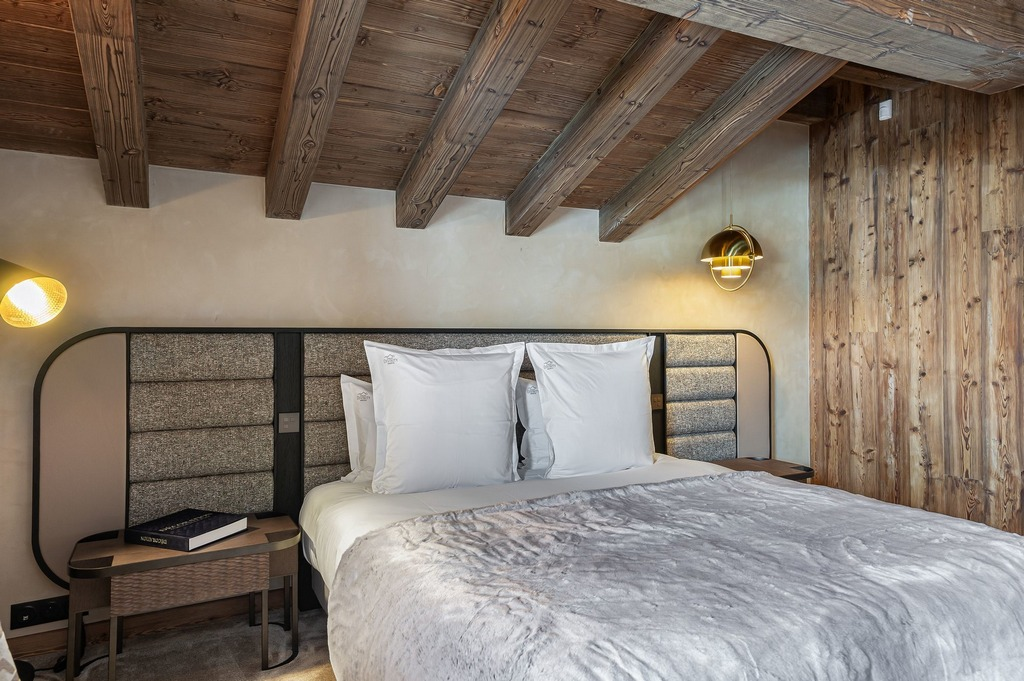 5ht Bedroom ensuite Chalet Divinity