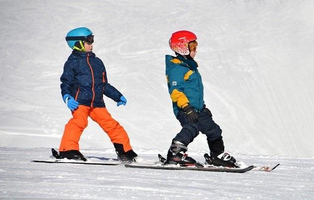 Family ski holiday Obergurgl Austria