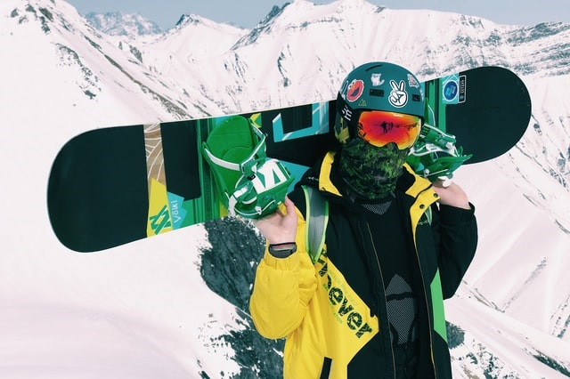 Lech-Snow-boarding