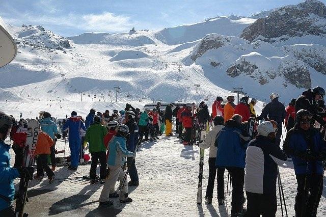 Skiing & Snow Boarding in Ischgl